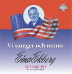Einar Ekberg CD-konvolut tryck
